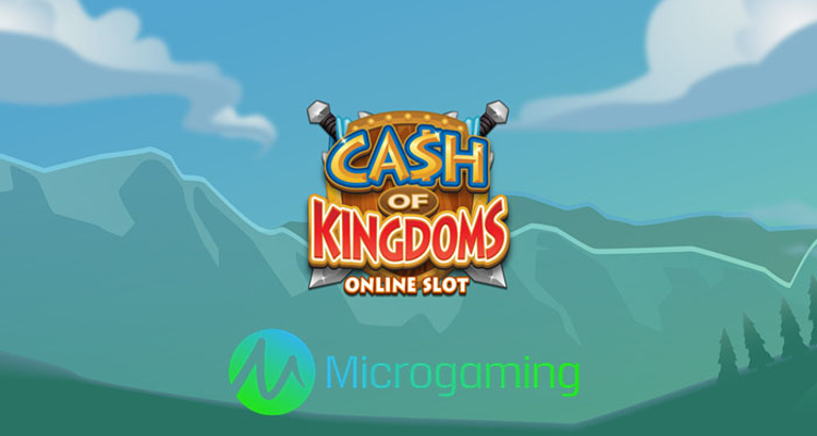 Cash of Kingdoms on VegasLand Casino